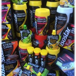 Zoom sur une sélection de produits Isostar !