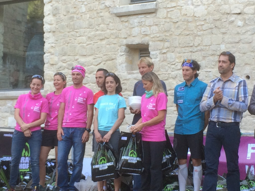 podium THP 2014 - ultra
