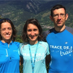 Le Team Trace De Trail à la 6000D !