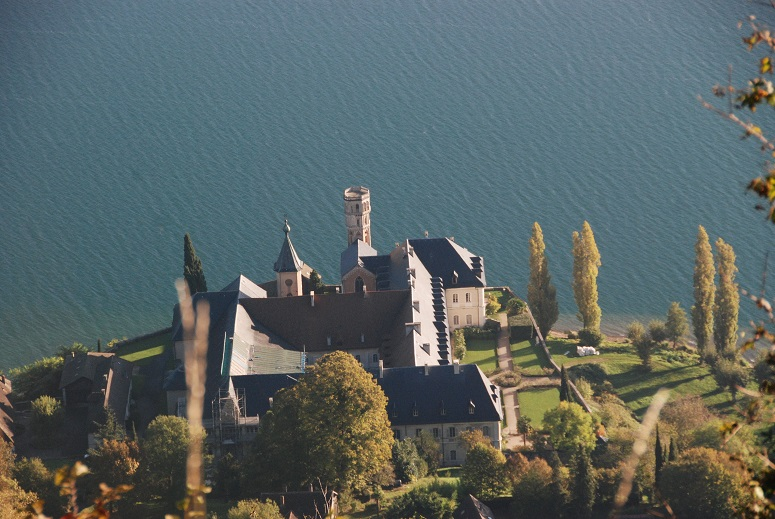abbaye de Haute Combe