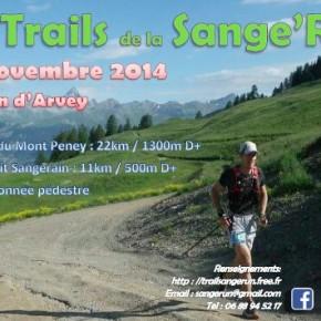 Trail La Sange'Run, pour le plaisir !