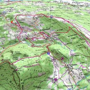 Tour du Plateau d'Agy et montée du Chevran (par Olivier)