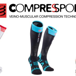 Test des Full Socks V2.1 et Ultralight de Compressport