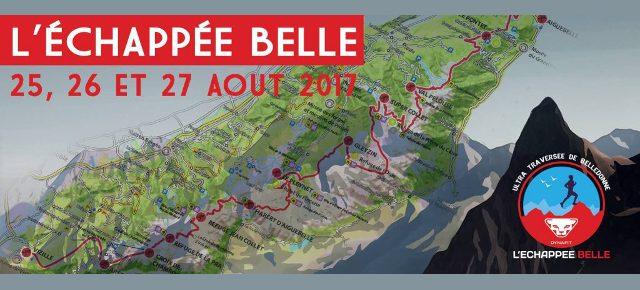 Ultra traversée de Belledonne.