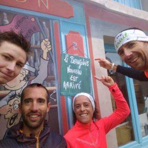 WE Trace de Trail dans le Beaujolais!