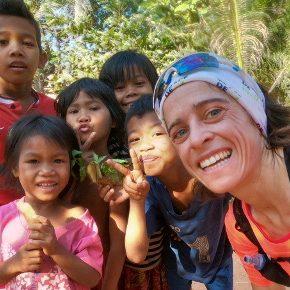 Ultra Trail d'Angkor : le soleil au cœur de l'hiver !