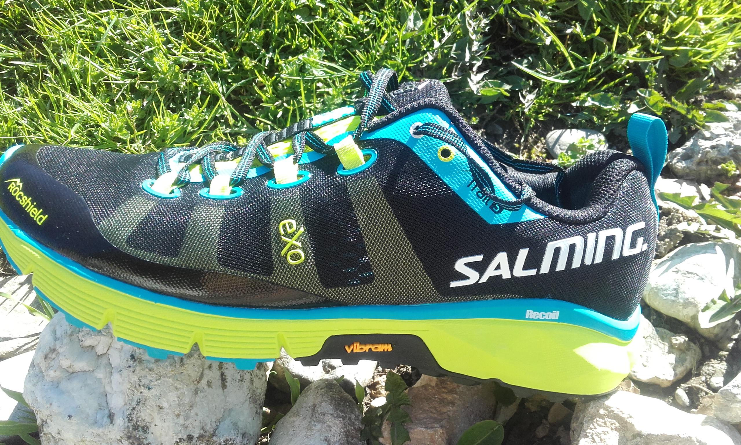 Test Salming T5 | Team Trace de Trail