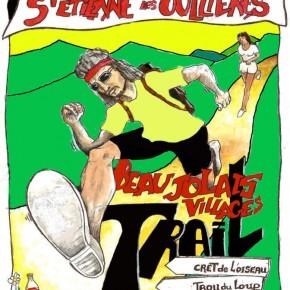 Reconnaissance du Beaujolais Villages Trail le 29 et 30 mars