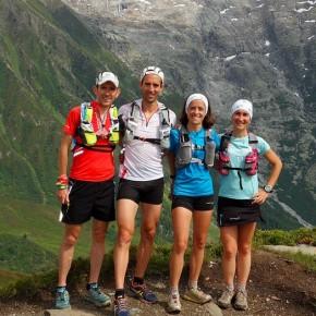 Week-end de 3 jours à Vallorcine, entre trail et détente !