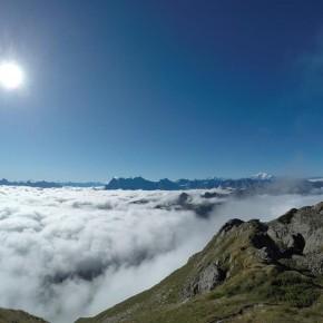 De sommets en sommets à l'assaut du Chablais !
