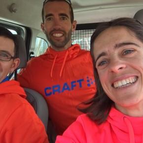 Week-end team à l'occasion du trail du Coutach !