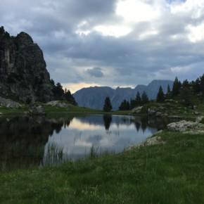 Les lacs de Chamrousse